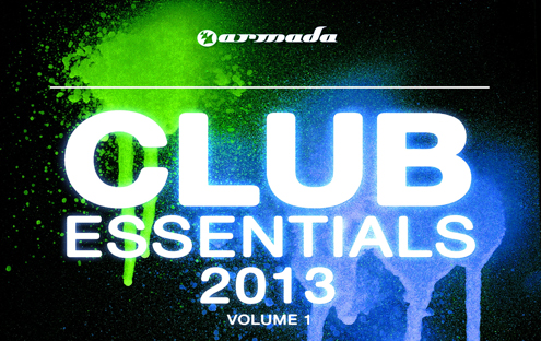 OUT NOW  – Club Essentials 2013 Mixed by Renvo